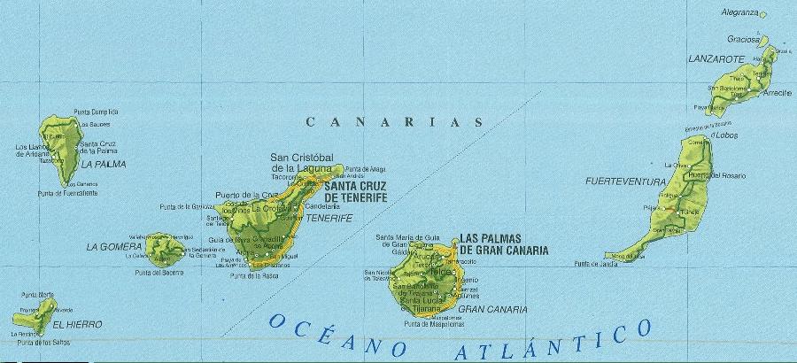 Quieres saber las ventajas de tener una sociedad en Canarias  y formar parte de la zona Zec??? Aquí tienes algunas: